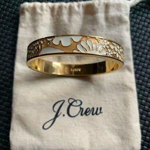 J. Crew Gold bangle